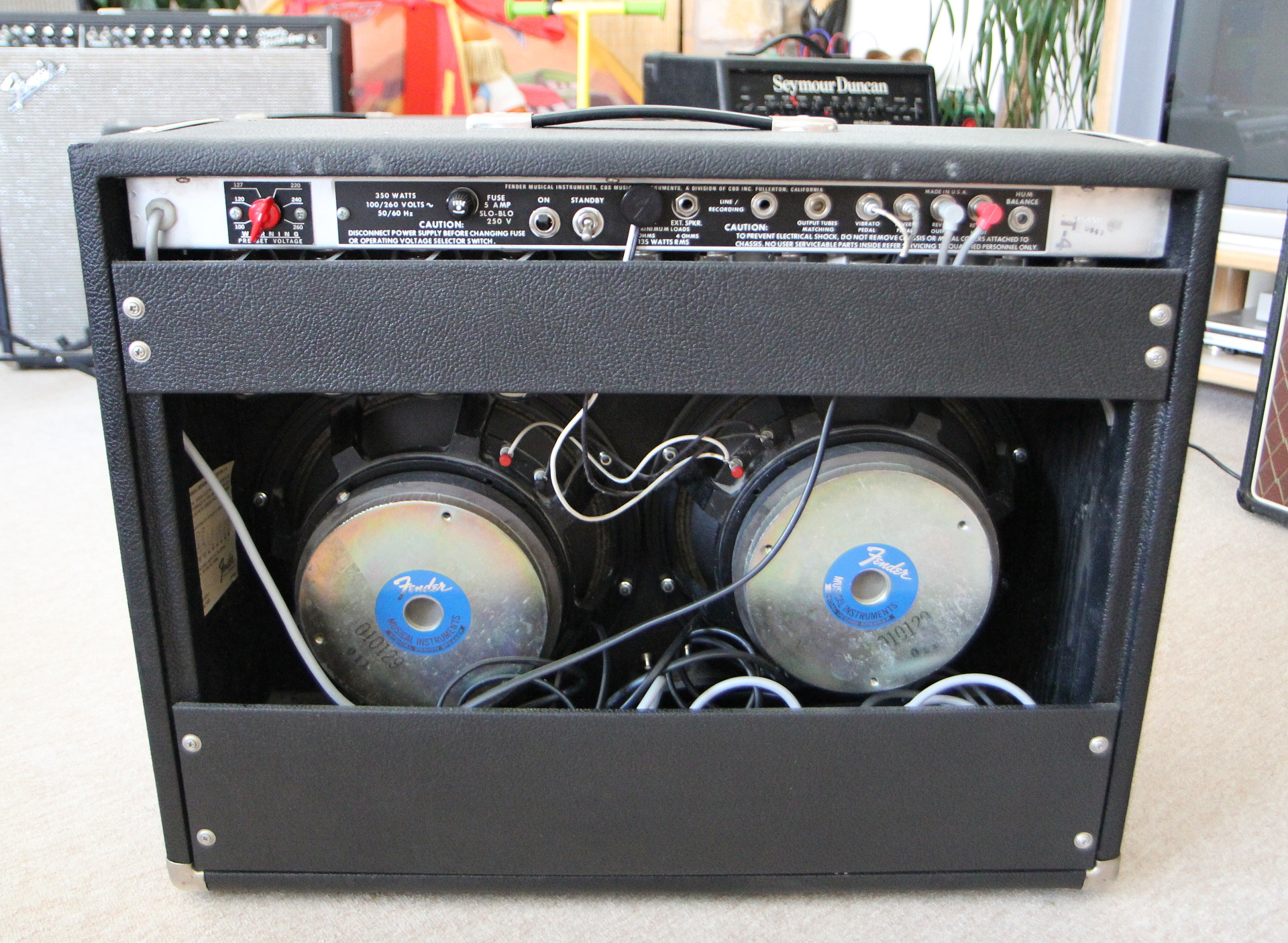 Fender silverface twin reverb dating website 3